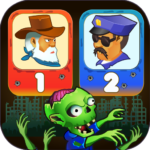 Two guys & Zombies (two-player game) 1.3.1 (MOD, Unlimited Money)