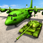 US Army Tank Transporter Truck Driving Games 2021  v5.4  (MOD, Unlimited Money)