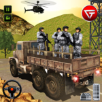 US Army Truck Driving 2018: Real Military Truck 3D 1.0.5 (MOD, Unlimited Money)