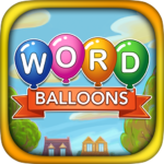 Word Balloons – Word Games free for Adults 1.105 (MOD, Unlimited Money)