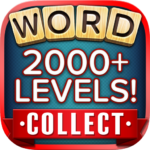 Word Collect – Free Word Games  v1.216  (MOD, Unlimited Money)