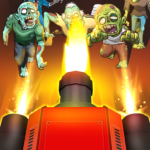 Zombie Defense : Idle Game 1.6 (MOD, Unlimited Money)