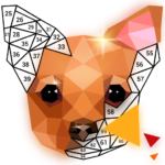 inPoly – Poly Art Puzzle 1.0.21 (MOD, Unlimited Money)