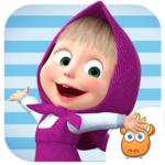 A Day with Masha and the Bear 20.4 (MOD, Unlimited Money)