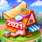 Asian Cooking Star: New Restaurant & Cooking Games 0.  0.39(MOD, Unlimited Money)