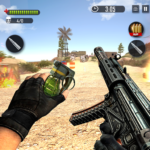 Battleground Fire Cover Strike: Free Shooting Game 2.1.4 (MOD, Unlimited Money)