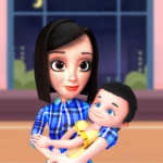 Busy Virtual Mother Simulator 2021 👩 3.3 (MOD, Unlimited Money)