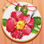 CROSS-STITCH: COLORING BOOK 0.200.419  (MOD, Unlimited Money)