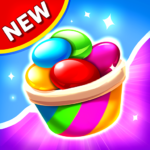 Candy Blast Mania – Match 3 Puzzle Game 1.5.8   (MOD, Unlimited Money)