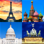 Capitals of All Countries in the World: City Quiz 3.1.0 (MOD, Unlimited Money)
