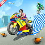 City Bike Driving Simulator-Real Motorcycle Driver 2.5 (MOD, Unlimited Money)