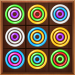 Color Rings – Colorful Puzzle Game 3.4 (MOD, Unlimited Money)