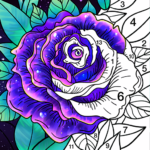 Coloring Book – Color by Number & Paint by Number 1.7.6 (MOD, Unlimited Money)