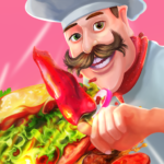 Cooking Warrior: Cooking Food Chef Fever 2.5 (MOD, Unlimited Money)