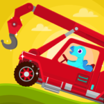 Dinosaur Rescue – Truck Games for kids & Toddlers 1.1.1 (MOD, Unlimited Money)