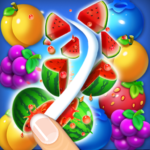 Fruits Crush – Link Puzzle Game 1.0040 (MOD, Unlimited Money)