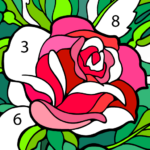 Happy Color™ – Color by Number. Coloring games. 2.9.5   (MOD, Unlimited Money)