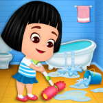 Home and Garden Cleaning Game – Fix and Repair It 11.0  (MOD, Unlimited Money)