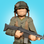 Idle Army Base: Tycoon Game 1.24.1  (MOD, Unlimited Money)