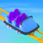 Idle Roller Coaster 2.6.1     (MOD, Unlimited Money)