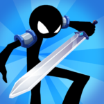 Idle Stickman Heroes: Monster Age 1.0.25  (MOD, Unlimited Money)