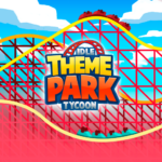 Idle Theme Park Tycoon – Recreation Game 2.5.4  (MOD, Unlimited Money)