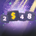 Lucky 2048 puzzle cards 1.0.4 (MOD, Unlimited Money)