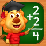 Math Kids – Add, Subtract, Count, and Learn 1.3.5   (MOD, Unlimited Money)