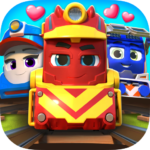 Mighty Express – Play & Learn with Train Friends 1.4.1 (MOD, Unlimited Money)