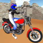 Motorcycle Escape Simulator – Fast Car and Police 2 (MOD, Unlimited Money)