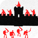 One on one: Siege of castles – Offline strategy 42 (MOD, Unlimited Money)