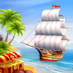 Pocket Ships Tap Tycoon: Idle Seaport Clicker 0.6.6 (MOD, Unlimited Money)