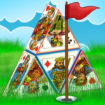 Pyramid Golf Solitaire 5.1.1937  (MOD, Unlimited Money)