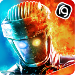 Real Steel Boxing Champions  2.5.189 (MOD, Unlimited Money)