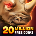 Rhino Fever: Free Slots & Hollywood Casino Games 1.50.7 (MOD, Unlimited Money)