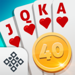Scala 40 Online – Free Card Game 105.1.41  (MOD, Unlimited Money)