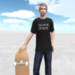 Skate Space 1.430 (MOD, Unlimited Money)