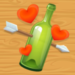 Spin the Bottle: Kiss, Chat and Flirt    2.8.7  (MOD, Unlimited Money)