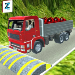 3D Truck Driving Simulator – Real Driving Games 2.0.046 (MOD, Unlimited Money)