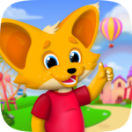 AllRight.com:English for Kids with Charlie the Fox 1.4.9-prod (MOD, Unlimited Money)