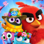 Angry Birds Match 3 5.1.1     (MOD, Unlimited Money)