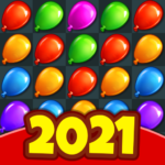 Balloon Paradise – Free Match 3 Puzzle Game  4.1.6 (MOD, Unlimited Money)