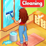 Big Home Cleanup and Wash : House Cleaning Game 3.0.5 (MOD, Unlimited Money)
