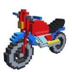 Bikes 3D Color by Number – Voxel Vehicles Coloring 2.6 (MOD, Unlimited Money)