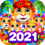 Bubble Shooter 2 Tiger 1.0.54 (MOD, Unlimited Money)