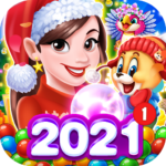 Bubble Shooter Christmas! 1.9.47 (MOD, Unlimited Money)