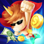 Cash Unicorn Games: Play Free and Win  (MOD, Unlimited Money)