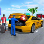 City Taxi Driver 2021 2: Pro Taxi Games 2021 Varies with device (MOD, Unlimited Money)