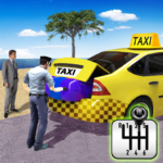 City Taxi Driving simulator: PVP Cab Games 2020 1.54 (MOD, Unlimited Money)