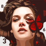 Color Palette – Oil Painting Color by Number 4.5.2  (MOD, Unlimited Money)